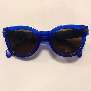 Celine CL 41040/s JGMA6 blue sunglasses